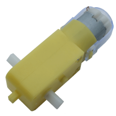 Yellow Gear Motor 3-6V (120:1)