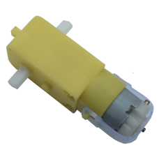 Yellow Gear Motor 3-9V (48:1)