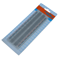 Standard 830 Point Transparent Breadboard