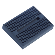 Mini 170 Point Black Breadboard