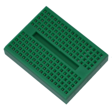 Mini 170 Point Green Breadboard