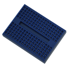 Mini 170 Point Blue Breadboard