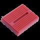 Mini 170 Point Red Breadboard