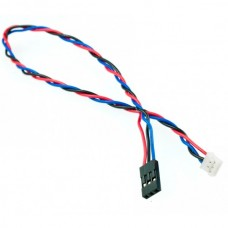 3 Conductor JST to Female Header Cable 30cm (Blue+Black+Red)