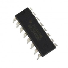 SN754410 Quad Half H-Bridge 1A Motor Driver IC