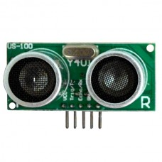 US-100 Ultrasonic Distance Sensor Module