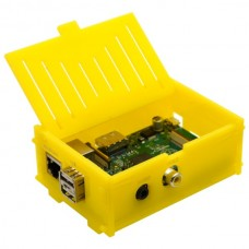 Raspberry Pi Box (Yellow)