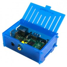 Raspberry Pi Box (Blue)