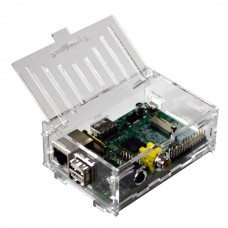 Raspberry Pi Box (Transparent)