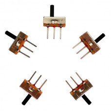 Micro Slide Switch SPDT (5 pack)