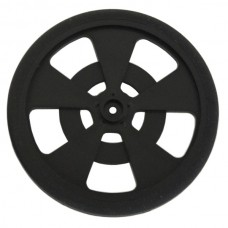 Solarbotics Servo Wheel (Black)