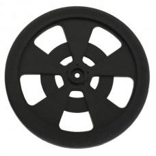 Solarbotics Servo Wheel (Black)