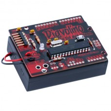 Evil Mad Science Diavolino Kit with Headers and Battery Pack