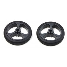 Micro Metal Gear Motor Wheel 32x7mm (Pair)