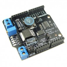 Adjustable Power Supply Shield for Arduino