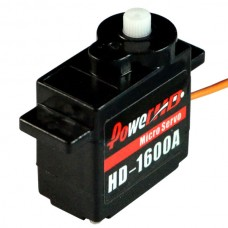 PowerHD HD-1600A Micro Analog Servo 6g