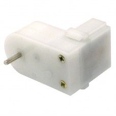 Solarbotics GM6 Mini Gear Motor 3-6V (120:1) with offset shaft