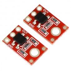 Pololu 1 Channel Analog IR Infrared Reflectance Sensor (2 pack)
