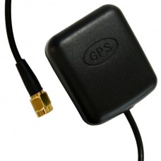 GPS Antenna with Magnetic Base (SMA Connector)