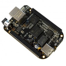 BeagleBone Black Rev C Embedded Linux Microcontroller (element14)