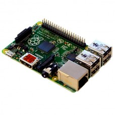 Raspberry Pi Model B+ Embedded Linux Microcontroller with 8GB SD Card