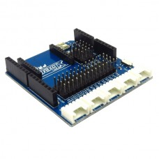 Arduino Sensor Shield with XBee Pro Socket