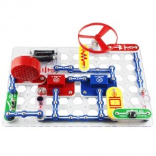 Snap Circuits Jr Set with 100 Electronic Experiments