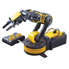Robotic Arm Edge Kit with 5 Degrees of Freedom and a Gripper