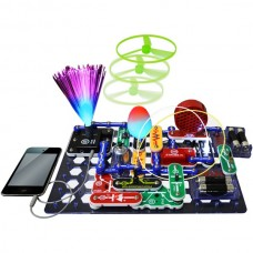 Snap Circuits Light Set with Illuminating Electronic Experiments