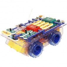 Snap Circuits Snap Rover Set with RC Controller