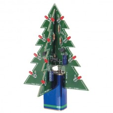 3D Christmas Tree Electronic Kit