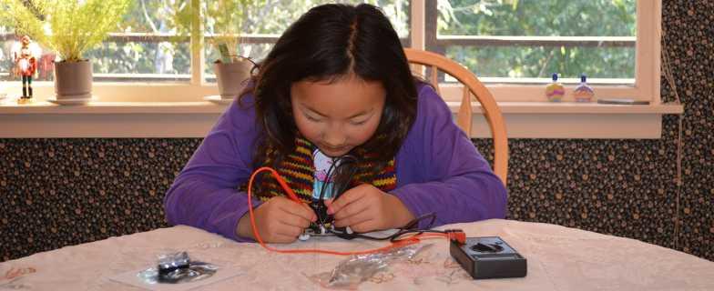 Dee using a Multimeter