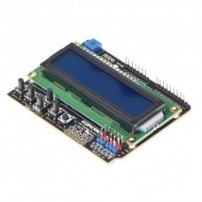LCD Keypad Arduino Shield