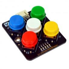 ADKeyboard Analog to Digital Keyboard Module