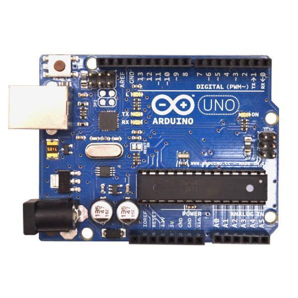 Arduino uno r microcontroller