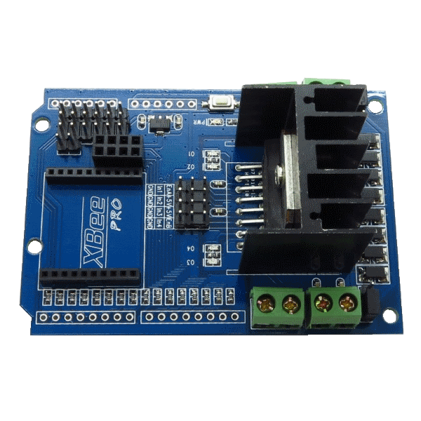 Arduino - RobotLibrary