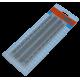 Standard 830 Point Transparent Breadboard