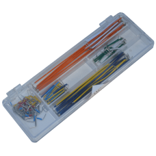 140 Piece Breadboard Jumper Wire Set
