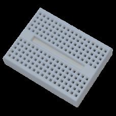 Mini 170 Point White Breadboard