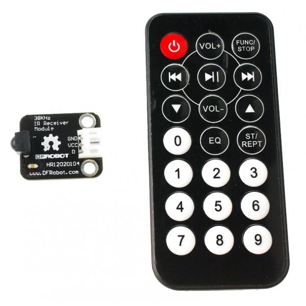 Ir infrared remote control kit