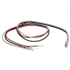 Pololu 3 Conductor JST to Male Pin Cable 30cm