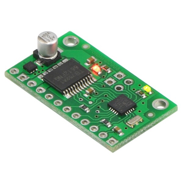 Continuous servo Motor arduino Code