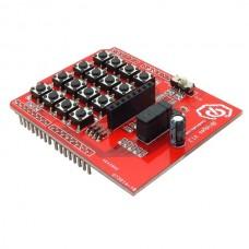 IBridge 4x4 Keypad Arduino Shield