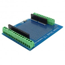 Screw Terminal Prototyping Shield for Arduino