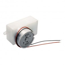 Solarbotics GM17 High Efficiency Gear Motor 3-9V (228:1)