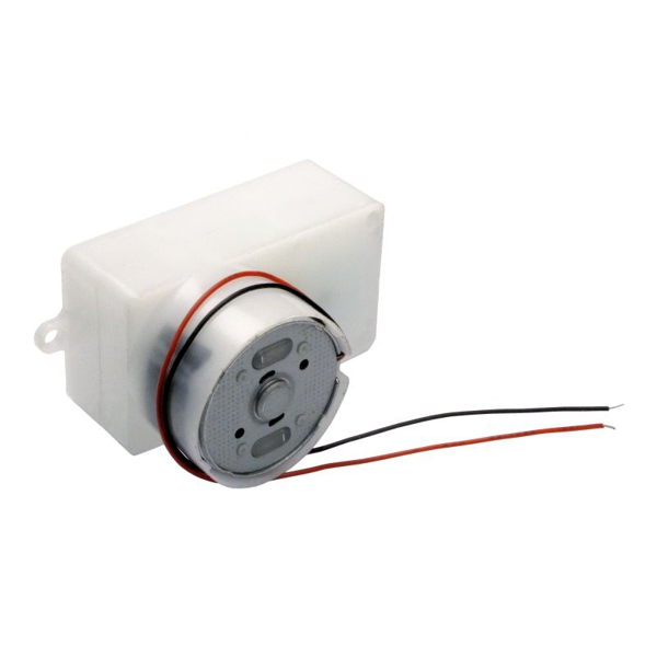 Solarbotics gm17 high efficiency gear motor 3 9v 228 1 High efficiency motors