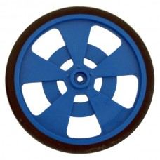 Solarbotics Gear Motor Wheel (Blue)