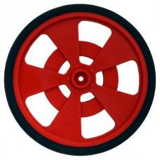 Solarbotics Gear Motor Wheel (Red)