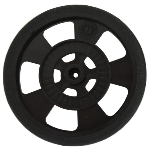 Solarbotics Servo Wheel Black