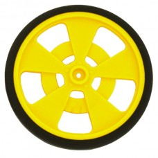 Solarbotics Servo Wheel (Yellow)